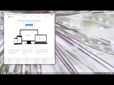 Set a Default Browser in Windows 7