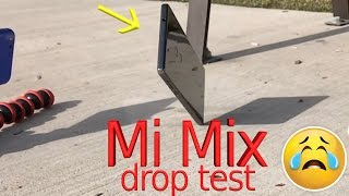 Mi Mix Drop Test - How durable is a Ceramic Phone?