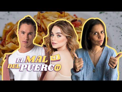 ¿Quién cocina la MEJOR PASTA de CONTROL Z, Macarena García o Michael Ronda?  | 🐽EL MAL DEL PUERCO +1