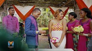 Biko weds Maggie! — Selina | Maisha Magic East