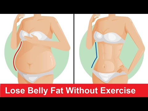 How To Burn Calories and Lose Belly Fat Fast With 6 Foods