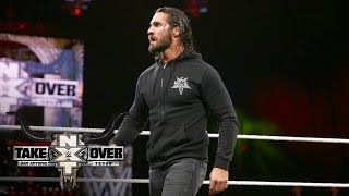 Seth Rollins finally confronts Triple H: NXT TakeOver: San Antonio