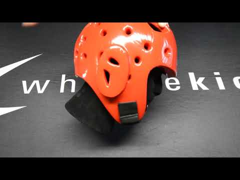 whistlekick Martial Arts Sparring Gear Sparring Helmet - Head Gear Protection