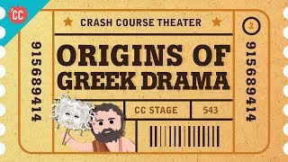 Thespis, Athens, and The Origins of Greek Drama: Crash Course Theater #2