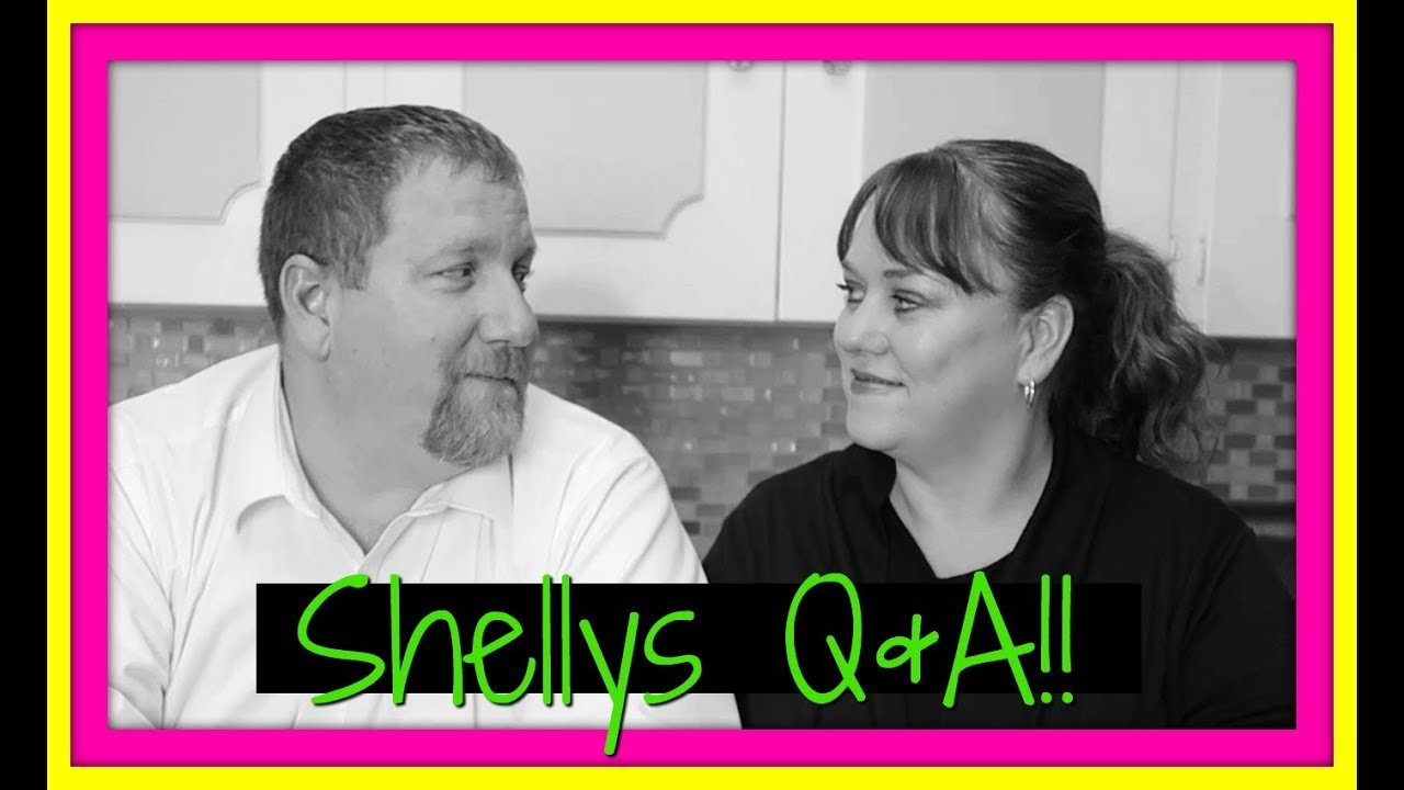 SHELLYS Q&A! | ANSWERING HARD QUESTIONS!