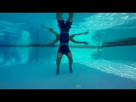 Aqua Exercise: Foot and Ankle STRENGTH & STRETCH#3 - WECOACH