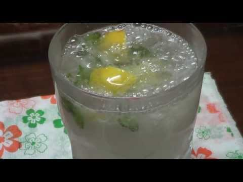 HOW TO MAKE VIRGIN MOJITO - recipe by Bharatzkitchen