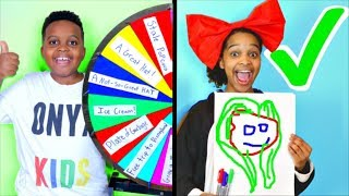 Shiloh and Shasha's FUNNIEST CHALLENGES! - Onyx Kids
