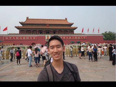 ASIA VLOG #5: Summer Palace, Tiananmen, and Forbidden City