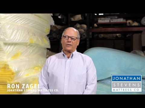 Jonathan Stevens Mattress Co. Gel Foam Makes for a Comfortable Mattress