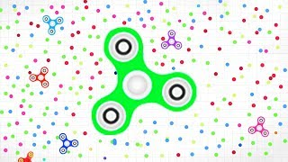Download BEST FIDGET SPINNER GAME EVER! (.IO Games) Video