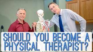 Should You Become A Physical Therapist? Personality Fit? Salary? Jobs Available?