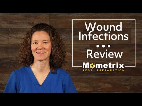 Wound Infection | NCLEX RN Review 2018