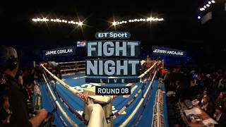 Ancajas too strong for brave Conlan   Watch in 360 VR