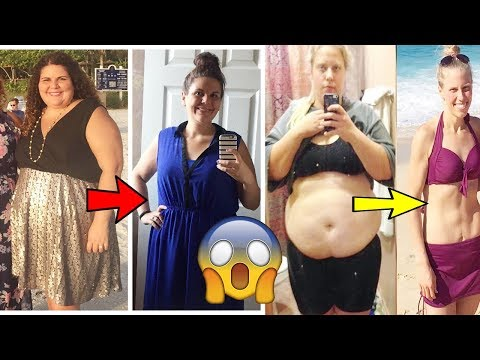 This Fatty Woman Lost 196 Pounds In Just 18 Months By Shocking Only One Thing In Her Diet