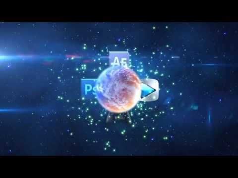 Professional Space Intro Sony Vegas Pro