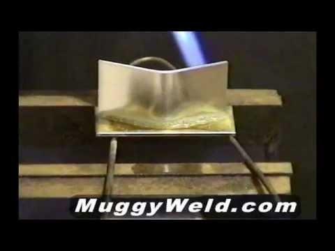 Cómo unir latón a aluminio