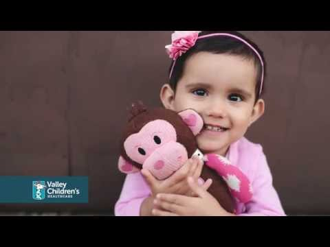 Kidney Cancer – Beatriz's Story – Valley Children's