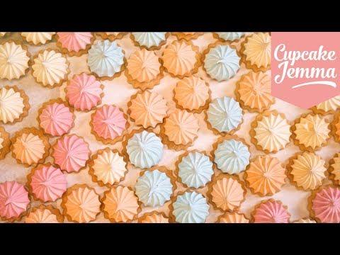 Home-Made Iced Gems | Cupcake Jemma
