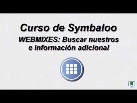 CURSO DE SYMBALOO (2017)   2.2c WEBMIXES  Buscar nuestros e información adicional (HD)