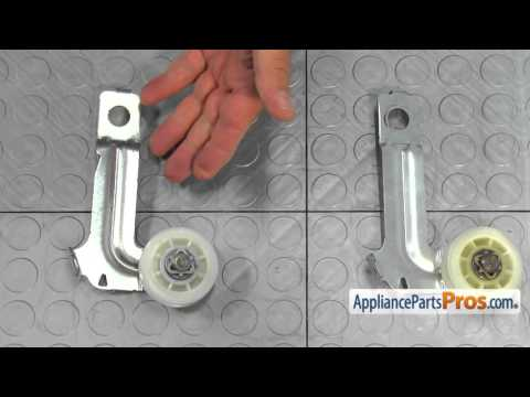 Dryer Idler Pulley Assembly (part #WPW10547292) - How To Replace