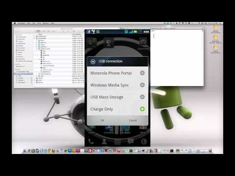 How to control your android phone from a MAC!!!!