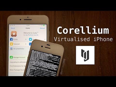 Corellium - The Future of iOS Kernel Research & Jailbreaking? (Virtualised iPhone Hardware)