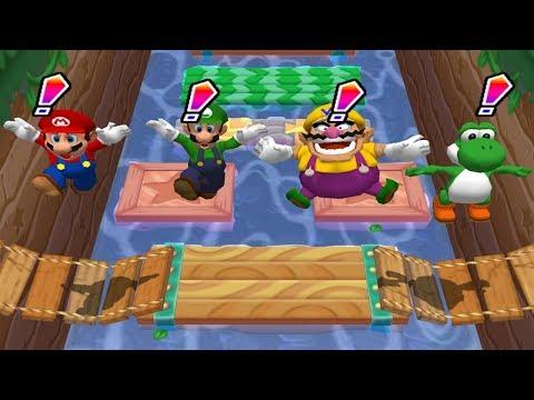 Mario Party 6 - All Mini Games