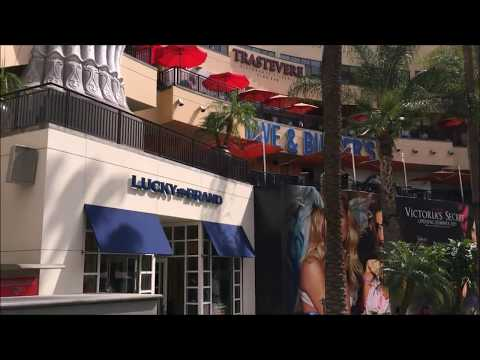 Santa Monica Pier and Hollywood Boulevard Wax Museum Vlog