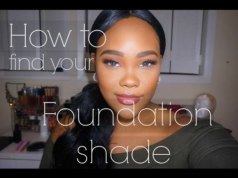 Tips on Finding your Foundation Shade | Kay Marie