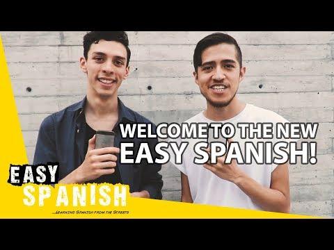 Get the new Easy Spanish grammar exercises! | Easy Spanish 73