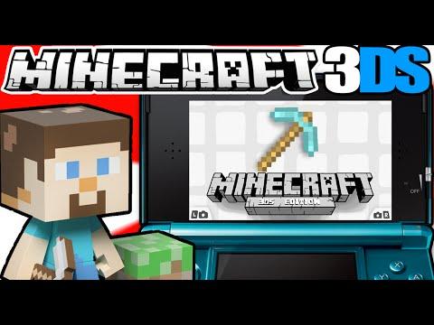 Minecraft Para Nintendo 3DS [Guia Completa] Proyecto Exitoso! 2018 🔴► SpanglishTec.