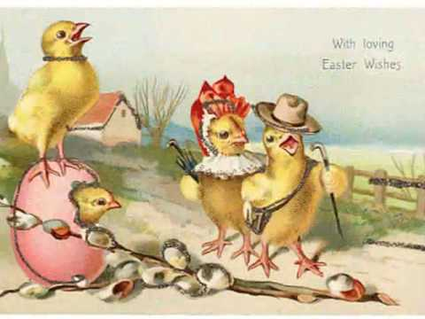 Easter  hats and bonnets