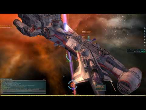 SWG Legends: Space mission for the Vaksai ship.