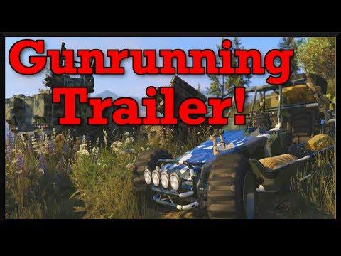 GTA Online: New Gunrunning Trailer & Release Date!