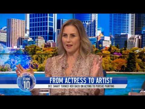 Dee Smart's Journey From Actress To Artist | Studio 10