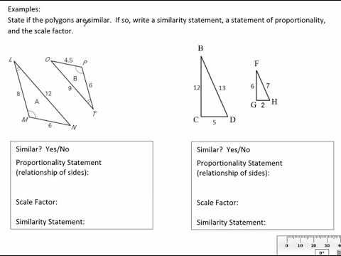 8.1a notes Similar Polygons