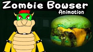 SML Short: Zombie Bowser! Animation