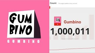 What will I do at 1 million subscribers? - Gumbino Q&A