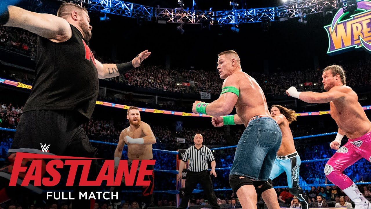 FULL MATCH - WWE Championship Six-Pack Challenge: WWE Fastlane 2018
