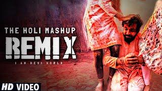 The Holi Mashup (Remix) | DJ Poswal | Lokesh Gurjar | Gurmeet Bhadana | Desi King | Baba