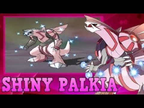POKEMON PEARL S/M AND X AND Y SHINY HUNT GROWLITHE PALKIA AND STARYU