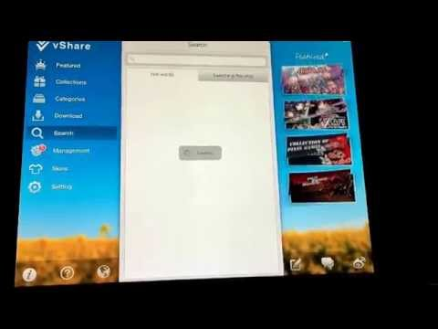 How to download vshare for iOS 8.1.3/8.2/8.3 as of working(may,)19-2015