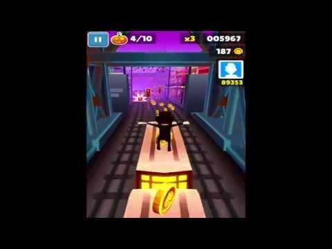 Subway Surfers New Orleans Android Gameplay