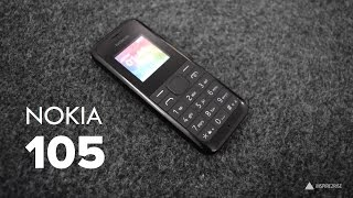 Nokia 105 review and unboxing | Cheapest budget phone