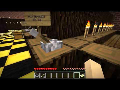 Minecraft Map Explore: Notchland PC (Part 1)