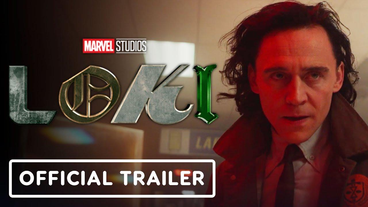 Marvel Studios' Loki - Official Trailer 2 (2021) Tom Hiddleston, Owen Wilson