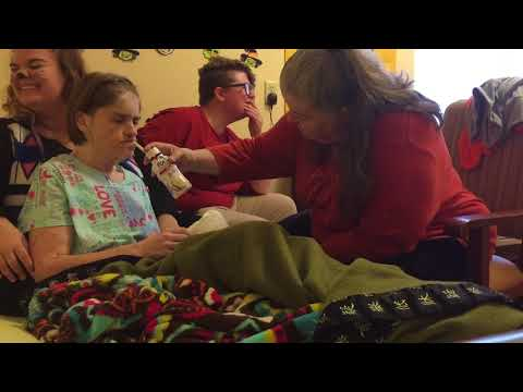 Eating in bed | Dementia
