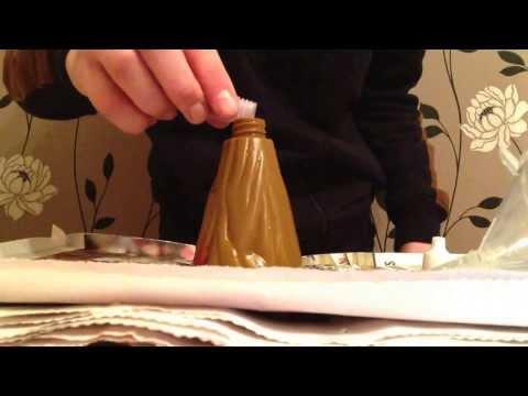 How to make a vinegar and baking soda volcano