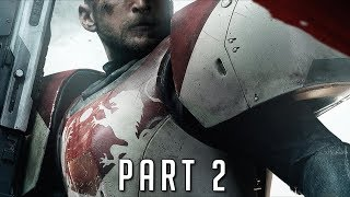 DESTINY 2 - The Inverted Spire Strike - Walkthrough Gameplay Part 2 (PS4 Pro)
